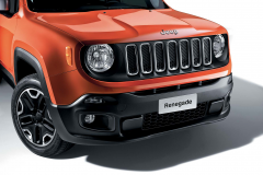 Front Grille and Mirror Covers Kit for Jeep Renegade