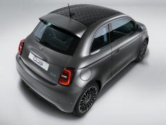 Roof decal monogram Fiat