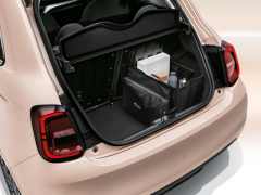 Luggage Compartment Foldable Box