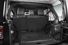Upper net for pet transport