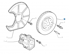 BRAKE DISC (Essential Part)