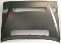 Bonnet with framework for Lancia Delta Integrale