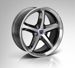 Alloy wheel of 18'' for Lancia Thema