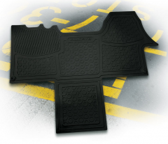 Rubber mats for Fiat Professional Ducato