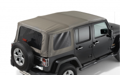 Sunrider for soft top 2 door version