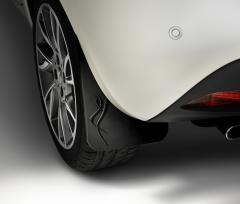 Mudguard rear rubber for Lancia Ypsilon