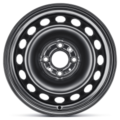 Alloy wheel 5.5J x 14'' for Fiat and Fiat Professional