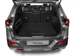 Cargo mat for car boot (black)
