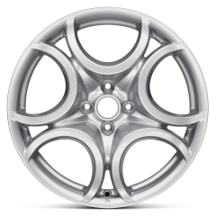 Alloy wheel 7J x 17'' H2 ET39 for Alfa Romeo Mito