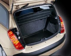 Semi-rigid protection for car boot for Lancia Ypsilon
