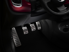 Sport pedal set