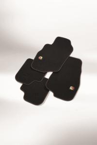 Set of carpet mats for Abarth 500
