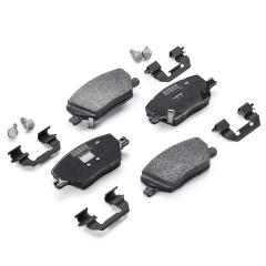 Front Disc Brake Pad (Set of 4) for Fiat Fullback