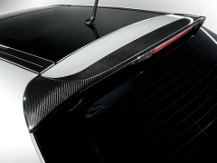 Carbon fiber rear roof spoiler for Alfa Romeo Giulietta