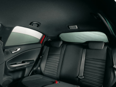 Sun shades for Alfa Romeo Giulietta