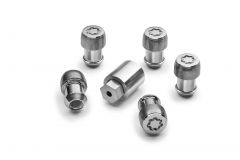 Locking wheel nuts kit