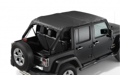 Sunbonnet for 4-door hard top and soft top version