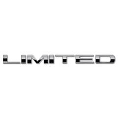 Limited Logo (rear)