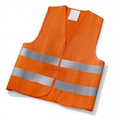 Reflective emergency jacket