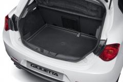 Semi-rigid protection for car boot for Alfa Romeo Giulietta