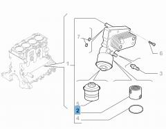 OIL FILTER (Essential Part)