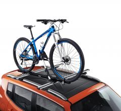 Vertical bike carrier