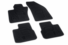Moquette Carpet Mats With Graphic Style Tipo 5Door And Sw Rhd